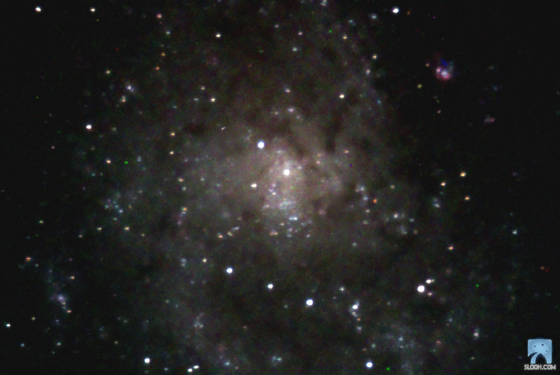 M 33 - Triangulum Galaxy